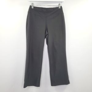 Lucy Black Cropped Pants Workout Yoga Active